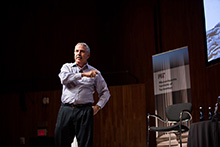 Tom Friedman delivers fall 2018 Compton Lecture