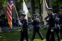 MIT Police Honor Guard